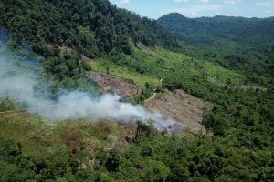 Kemarau Tiba, Damkar Imbau Warga Cegah Kebakaran Lahan