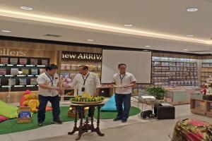 'Wajah' Baru Gramedia Merdeka Bandung