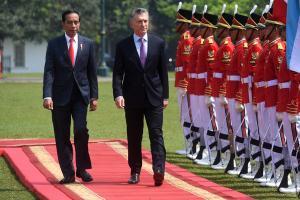 Indonesia dan Argentina Kerja Sama Teknologi Pertanian