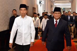Jokowi dan Prabowo Belum Dipastikan Hadir di MK