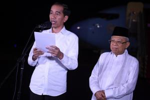 Jokowi Ucapkan Terima Kasih ke MK
