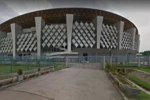 Tuan Rumah U-20 2021, PSSI Jajaki Stadion Wibawa Mukti