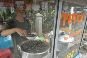 Nikmatnya Wiskul Tutut ala Kota Bogor