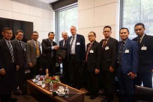Prancis dan Pemprov Jabar Berkomitmen di IIIF 2019