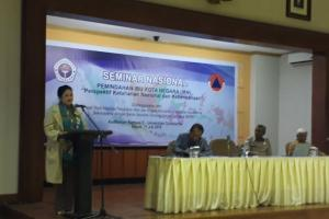 BNPB: Kalsel sebagai Calon Ibu Kota Baru masih Perlu Uji Kebencanaan