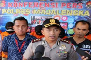 Berusaha Kabur, Polisi Terpaksa Tembak Kaki Dua Pencuri