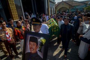 Bupati: Almarhum Abu Bakar Berjasa untuk Bandung Barat
