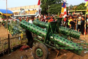 Festival Dondang dan Adu Bedug Khas Mustikajaya Bekasi