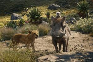 Film 'The Lion King' Hadirkan Teknologi 'Live Action'