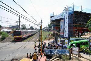 Soal Tanah, Pembangunan Jalan Layang Kota Bogor Terhambat