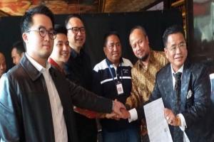 Rius vs Garuda Indonesia Berakhir Damai