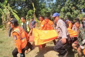 Korban Pesawat Jatuh di Sungai Cimanuk Ditemukan