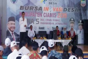 Bursa Inovasi Desa Sinergikan RPJMD Ciamis & Masyarakatnya