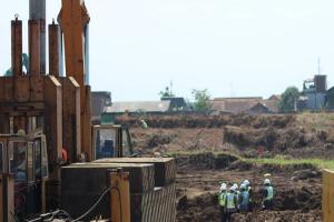 'Ground Breaking' Gedung Baru RSUD Soreang, Target 2 Tahun
