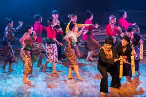 Ciung Wanara Sang Legenda Bumi Pasundan di Pentas Opera