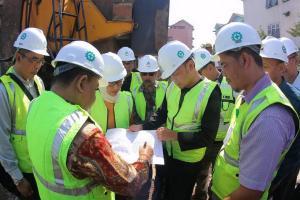 Target Pembangunan RSUD Bogor Selesai Dalam 5 Bulan