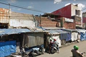 Pedagang Kaki Lima Pasar Cicadas Bandung Segera Ditertibkan