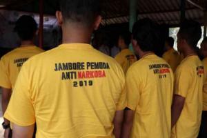 45 Pemuda Ikuti Jambore Pemuda Anti-Narkoba