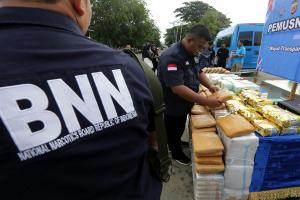 BNN: Pengguna Narkoba di Jawa Barat Terbesar di Indonesia