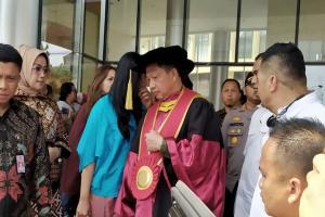 Kapolri Tito Jadi Penguji Sidang Doktoral Irjen Boy Rafli