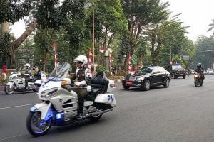 Jelang HUT RI, Keamanan untuk Presiden Jokowi Diperketat