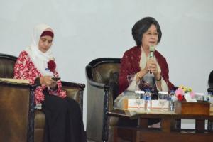Meutia Hatta: Perempuan adalah Kunci Sumber Daya Manusia yang Unggul