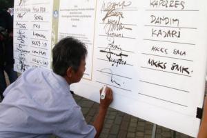 Deklarasi Pendidikan Kota Bekasi Berintegritas