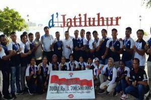 Atlet Dayung Indonesia Menang, Kemenpora Cairkan Bonus Fantastis