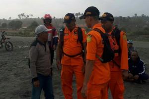 Tim Gabungan Cari Nelayan Tenggelam di Pantai Ciwidig