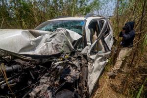 Sopir 'Dump Truck' Jadi Tersangka Kecelakaan Maut Cipularang