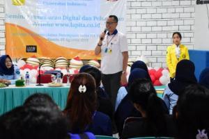 UI Beri Pelatihan Pemasaran Digital di Lapas Pondok Bambu
