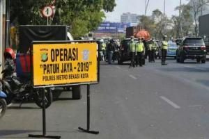 Operasi Patuh Jaya 2019 di Bekasi Tertibkan Ribuan Pengendara