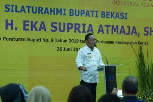 Manfaatkan Aplikasi Bebunge, Bekasi Ingin Jadi Kabupaten yang Bersih