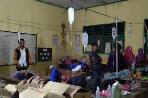 Sepekan, 3 Kasus Keracunan Massal di Sukabumi