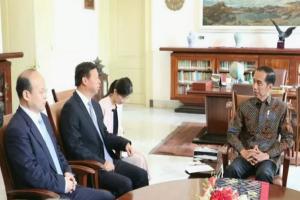 Presiden Terima Penasihat Hubungan Luar Negeri RRT