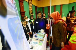 Siswa SMP di Bogor Temukan Alat Pendeteksi Banjir