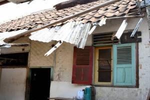 Nyaris Ambruk, Rumah Seniman Senior Cianjur Direnovasi