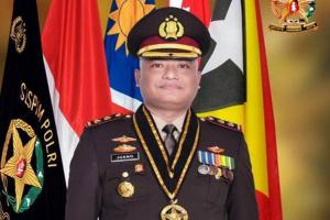 AKBP Juang Andi Priyanto Kapolres Cianjur yang Baru
