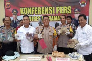 Pembunuhan Berencana di Indramayu, Tiga Pelaku Diringkus