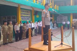 Kapolres Garut Imbau Pelajar Tak Ikut Demonstrasi