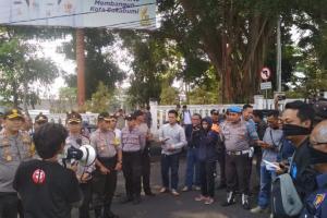 Wartawan Bertugas di Kota Sukabumi Dijamin Aman