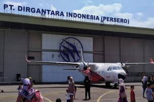 Lima Karyawan PT DI Diduga Gelapkan Onderdil Pesawat