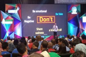IFas-Fest 2019 Dorong Anak Muda Berkarya Tak Biasa