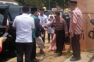 Menkopolhukam Wiranto Diserang Orang Tak Dikenal