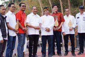 Menpar Resmikan Destinasi  Digital Puri Bambu di Bandung