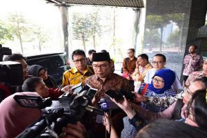 Ridwan Kamil Prihatin Supendi Kena OTT