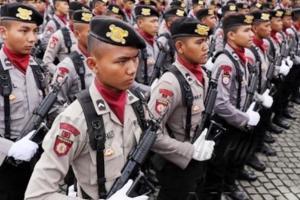 Polres Bogor Cegah Pergerakan Massa ke Jakarta