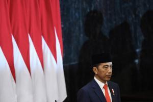 Sah, Jokowi dan Ma'ruf Jabat Presiden-Wapres RI