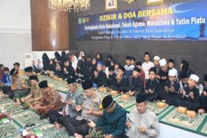 Pelaksanaan Pemilu di Sukabumi Berjalan Kondusif