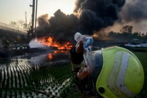 Walkot Cimahi Kritik PT KCIC Terkait Kebakaran